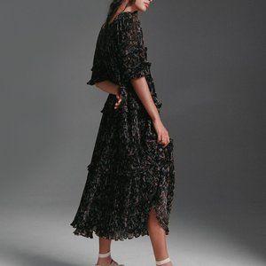 Anthropologie Orsina Tiered Dress
